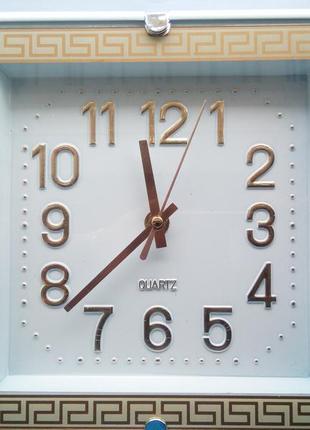Часы настенные 707 с тихим механизмом