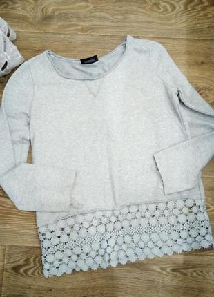 Красивый свитерок р.48-50