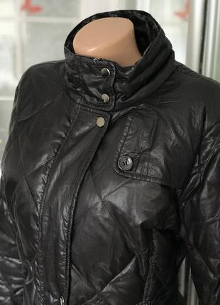 В наличии чёрная пуховая куртка incity incity