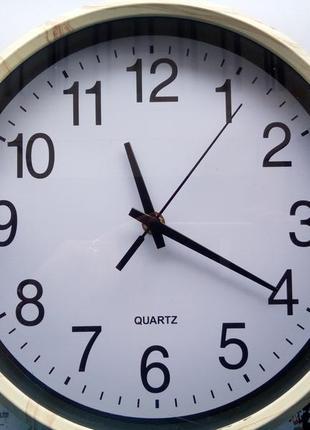 Часы настенные 908 с тихим механизмом