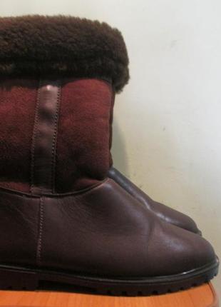 Сапоги зимние д /девочки р.35.обувь из европы