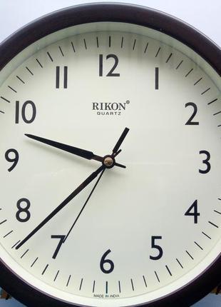 Часы настенные rikon 1151(индия)