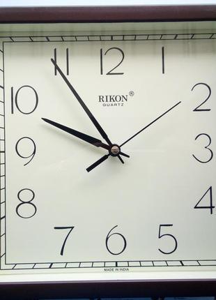 Часы настенные rikon 1251(индия)