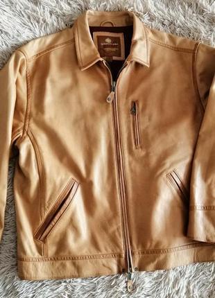 Мужская куртка из натуральной кожи the territory ahead сша (оригинал)
