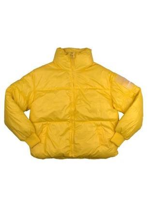 Стильная женская куртка зимняя осенняя деми холлофайбер