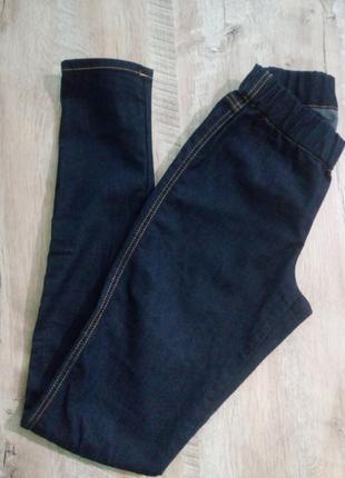 Зауженные джинсы скинни h&m