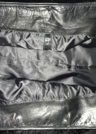 Полушубок мужской мех мутон.2 фото