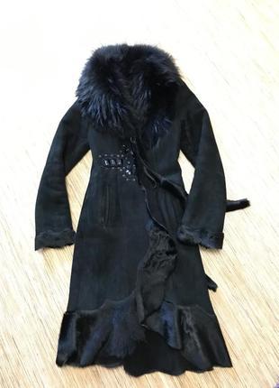 Зимнее пальто 42 размер