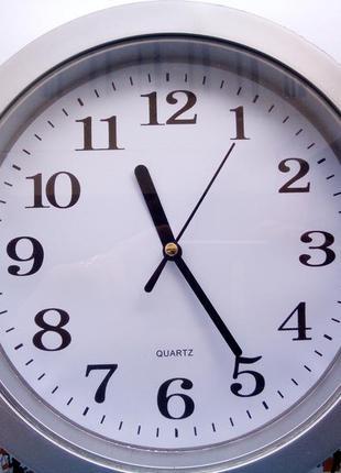 Часы настенные 803 с тихим механизмом