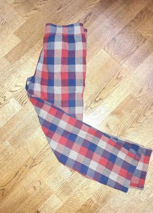 Фланелеві штани hollister