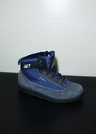 Оригинал line 7 gore tex франция ботинки треккинг lowa мембрана