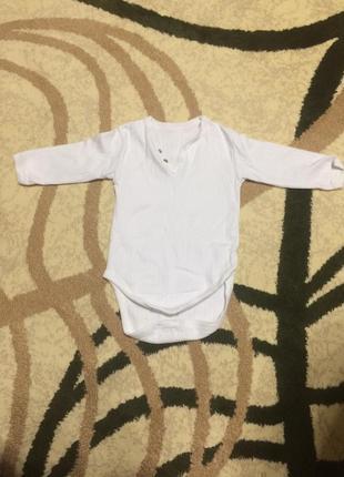 Дитячий бодік на довгий рукав