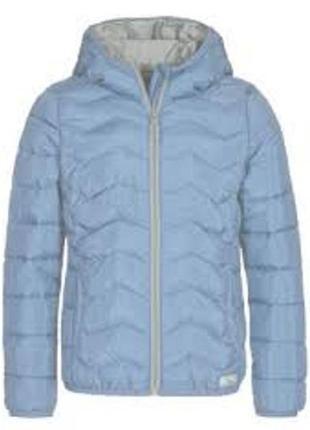 Куртка голубая h&m на синтепоне