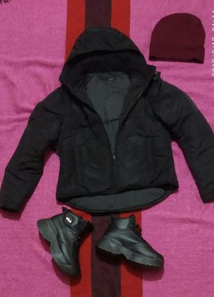 Брендовая куртка - трансформер hennes