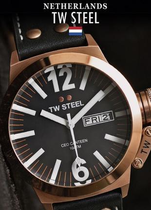 - 70% | мужские часы tw steel ceo canteen ce1021 (оригинальные, новые с биркой)