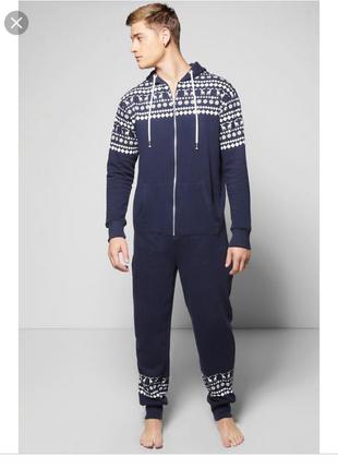 Теплая пижама кигуруми