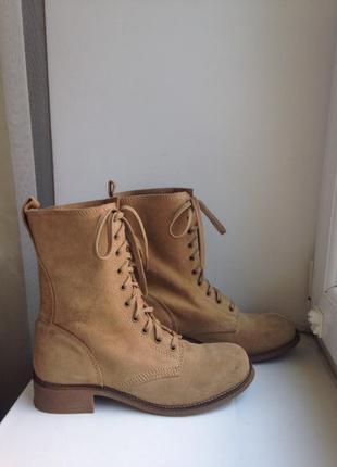 Andre жіночі черевики, чоботи/ женские кожа ботинки, сапоги