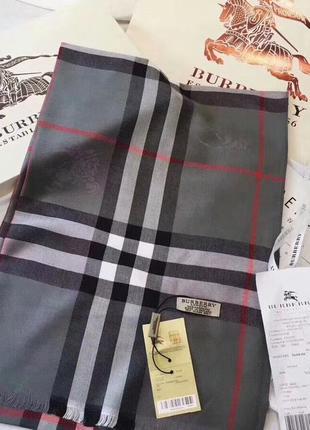Новинка стильный шарф burberry