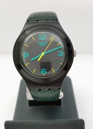 Часы swatch irony ygb4004, aluminium, ag2011. кварц.