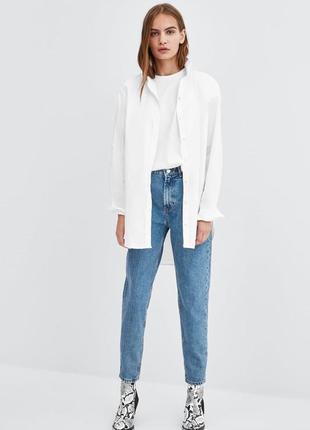 Крутые мом джинсы винтажные джинсы zara