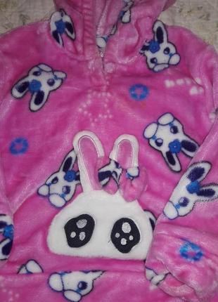 Піжамка для дівчинки