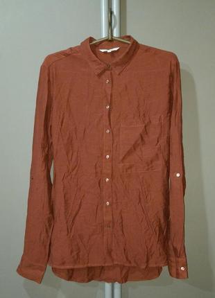 Стильная рубашка блуза кофточка next