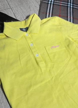 Новая оригинал bogner поло майка  топ футболка