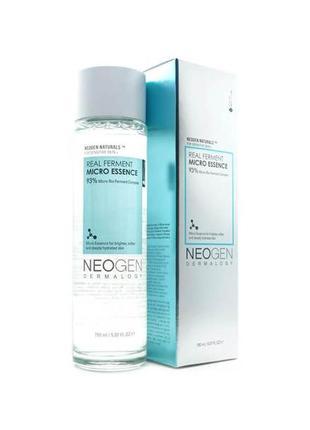 Эссенция neogen dermalogy real ferment micro essence 150ml