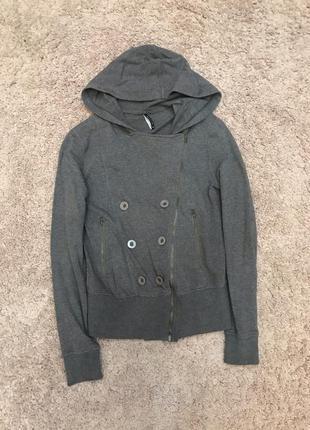 1+1=3 кофта куртка косуха