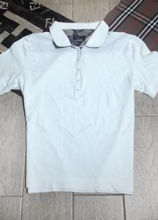 Новая оригинал barbour поло майка топ футболка