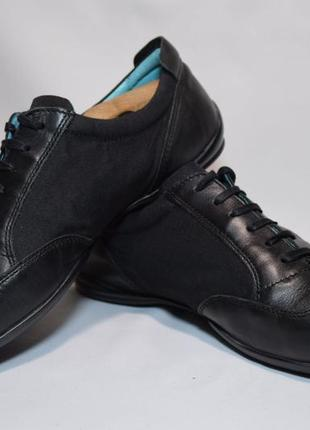 Туфли дерби monderer design paris мужские кожаные. оригинал. 43 р./28.5 см.