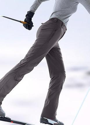 Профессиональная одежда для беговых лыж - брюки tchibo, германия
