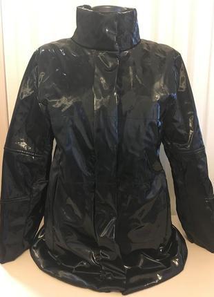 Курточка на синтепоне теплая