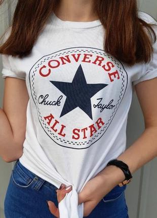 Оригинальная футболка converse