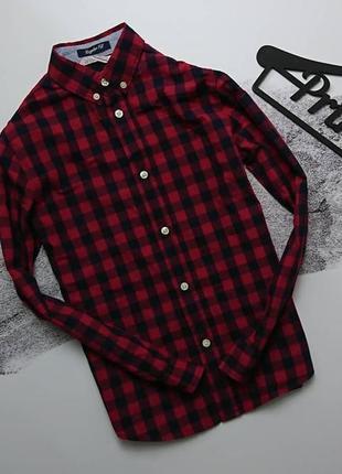 Рубашка 10-11р h&m