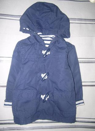 Ветровка пальто