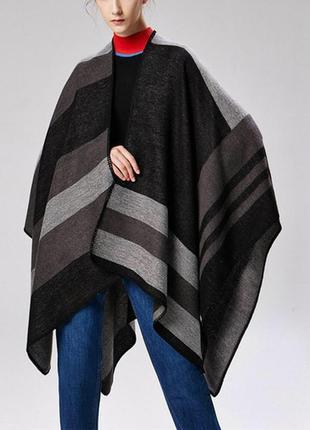 В наличии шарф-пончо! в стилі cos