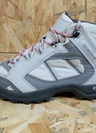 Ботинки quechua forclaz 50 37 р