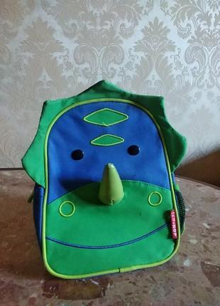Рюкзак детский с поводочком skip hop оригинал америка