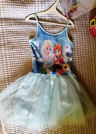 Платье купальник для танцев