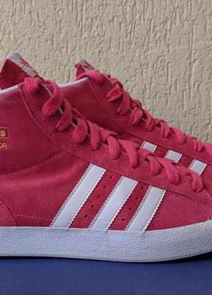 Кроссовки adidas originals basket profi