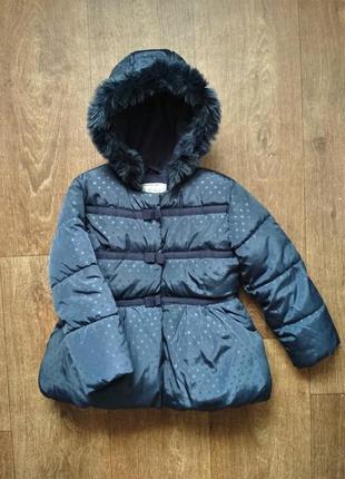 Куртка некст на 104 р