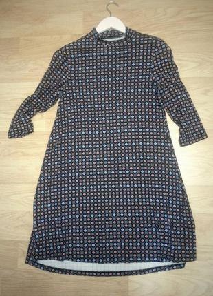 Платье pull&bear на осень/зиму