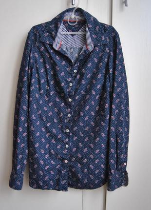 Рубашка tommy hilfiger / сорочка блузка