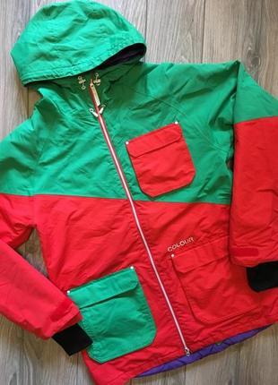 Лыжная куртка colour размер xl