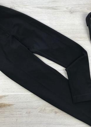 Базовые классические зауженные брюки/штаны h&m