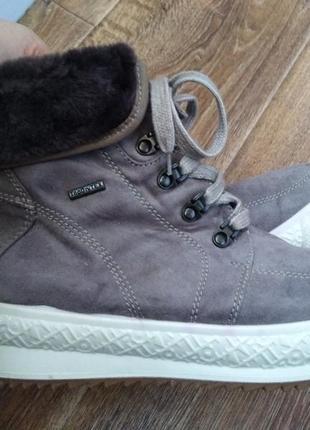 Зимние термо ботинки romika, 37 размер
