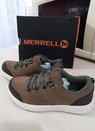 Новые американские водоотталкивающие кроссовки merrell оригинал