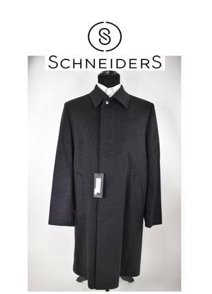 🔥скидка🔥мужское шерстяное кашемир длинное классика пальто schneiders salzburg демисезон1 фото