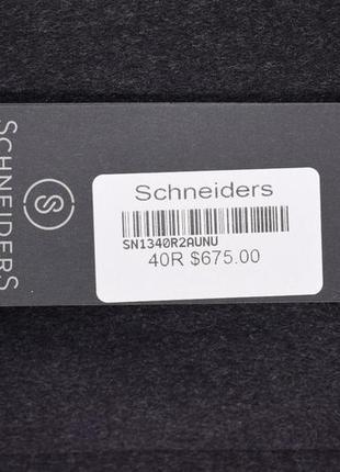 🔥скидка🔥мужское шерстяное кашемир длинное классика пальто schneiders salzburg демисезон3 фото